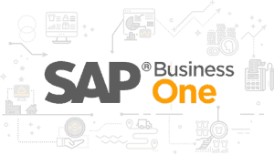 Sap Business One Top Banner
